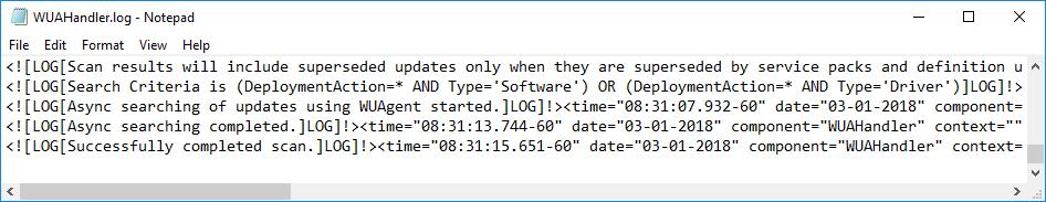 SCCM Client Update Problem_04